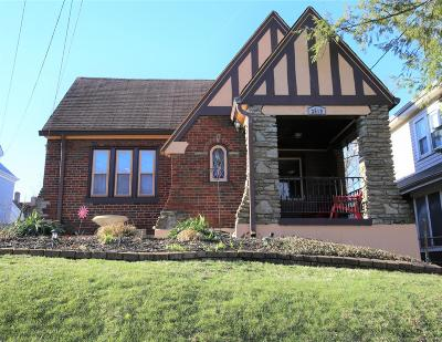 Cincinnati Single Family Home For Sale: 3519 Mary Anne Lane