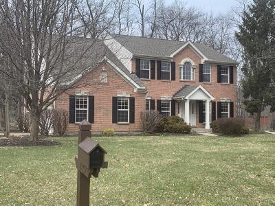 Mason Single Family Home For Sale: 6869 Keeneland Way