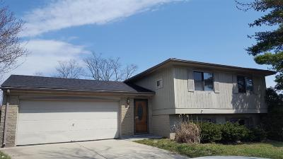 Single Family Home For Sale: 11888 Helmsburg Court