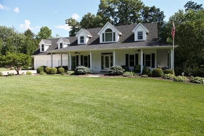 Single Family Home For Sale: 6931 Dawson Road