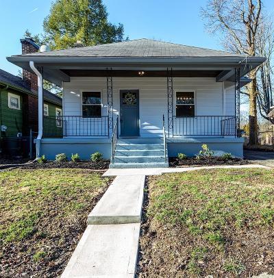 Cincinnati Single Family Home For Sale: 2741 Lawndale Avenue