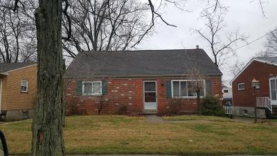 Single Family Home For Sale: 1141 Brooke Avenue
