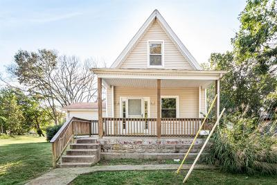 Adams County, Brown County, Clinton County, Highland County Single Family Home For Sale: 39 S Fourth Street