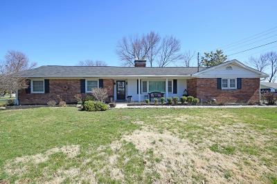Single Family Home For Sale: 5538 Mapleridge Drive