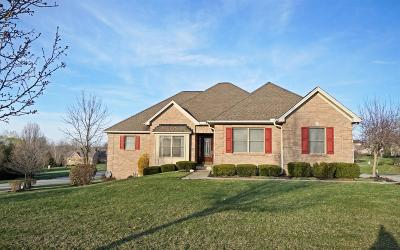 Liberty Twp Single Family Home For Sale: 4382 Logsdons Woods Drive