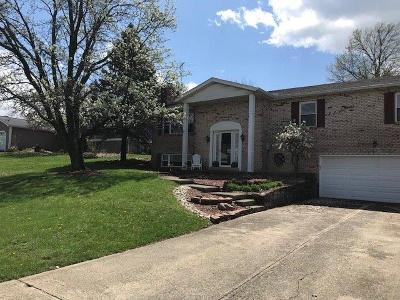 West Chester Single Family Home For Sale: 5865 Forge Bridge Drive