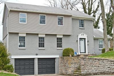 Single Family Home For Sale: 7840 Woodstone Drive