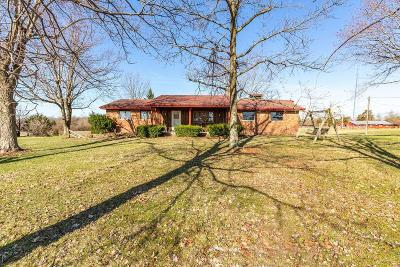 Butler County Single Family Home For Sale: 1685 Morman Road
