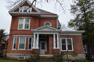 Hamilton Multi Family Home For Sale: 741 Dayton Street