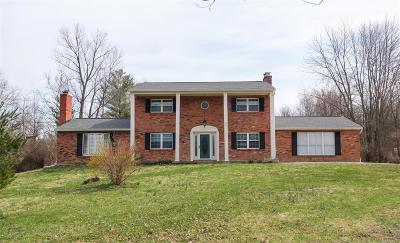 Symmes Twp Single Family Home For Sale: 9550 Union Cemetery Road