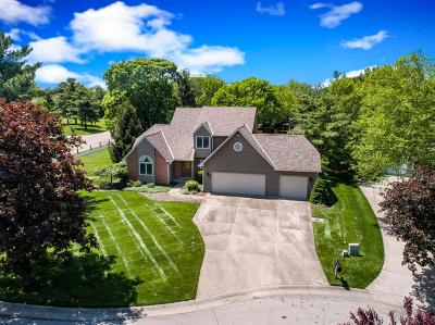 Deerfield Twp. Single Family Home For Sale: 8269 Windsail Court