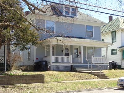 Clinton County Multi Family Home For Sale: 278 S Walnut Street