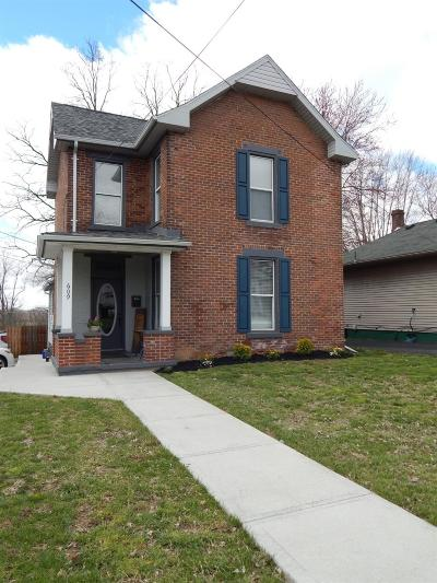 Highland County Single Family Home For Sale: 609 N West Street
