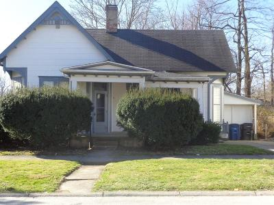 Clinton County Multi Family Home For Sale: 230 W Sugartree Street #1&2