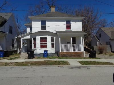 Clinton County Multi Family Home For Sale: 61 W Vine Street