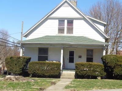 Wilmington OH Multi Family Home For Sale: $80,000