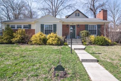 Cincinnati Single Family Home For Sale: 3701 Broadview Drive