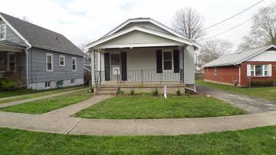 Single Family Home For Sale: 3819 Carlton Avenue