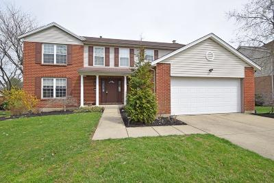 Single Family Home For Sale: 9730 Coventry Court
