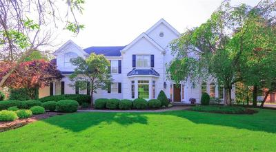Hamilton County Single Family Home For Sale: 9869 Mistymorn Lane