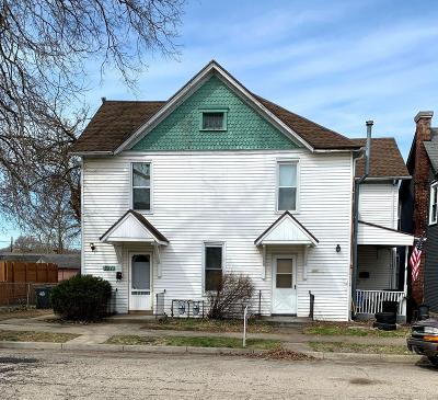 Miamisburg Multi Family Home For Sale: 319 S Third Street
