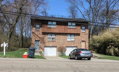 Monroe Multi Family Home For Sale: 710 Lebanon Street #1&2