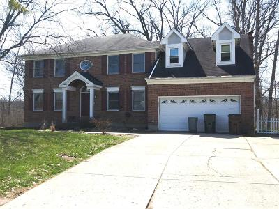 Sharonville Single Family Home For Sale: 12088 Village Woods Drive