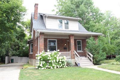 Cincinnati Single Family Home For Sale: 2520 Ridgeland Place