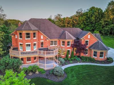 Single Family Home For Sale: 7147 Ravens Run