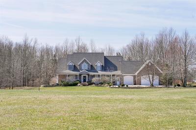 Batesville Single Family Home For Sale: 3344 E Cr 1200 N