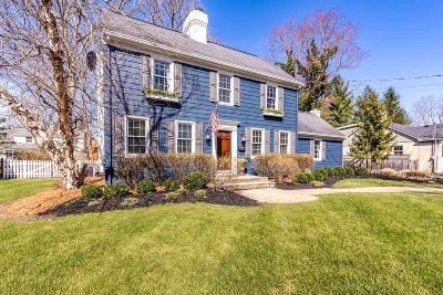 Single Family Home For Sale: 714 Yale Avenue