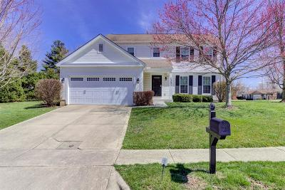 Adams County, Brown County, Clinton County, Highland County Single Family Home For Sale: 1241 Mayfair Drive