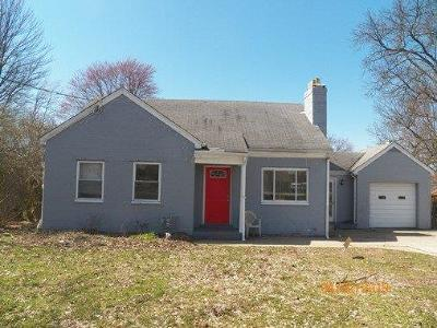 Single Family Home For Sale: 1269 Nagel Road
