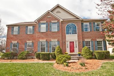 Mason Single Family Home For Sale: 6733 Keeneland Way