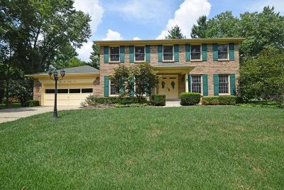 Symmes Twp Single Family Home For Sale: 9575 Loveland Madeira Road
