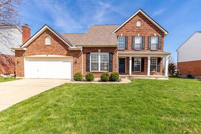 Symmes Twp Single Family Home For Sale: 10169 Meadowknoll Drive
