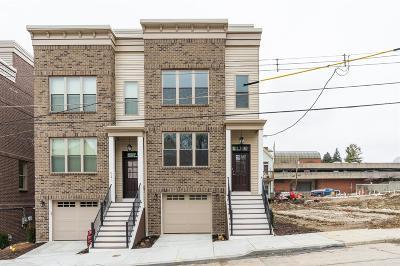 Cincinnati Single Family Home For Sale: 545 Ringgold Street