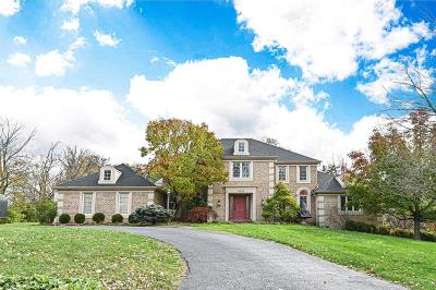 Single Family Home For Sale: 11254 Terwilligers Run Drive