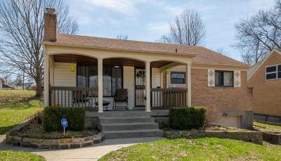 Cincinnati Single Family Home For Sale: 3509 Edgeview Drive