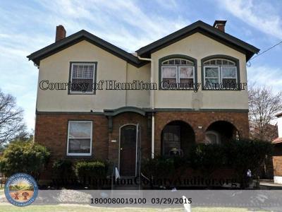 Cincinnati OH Multi Family Home For Sale: $69,000
