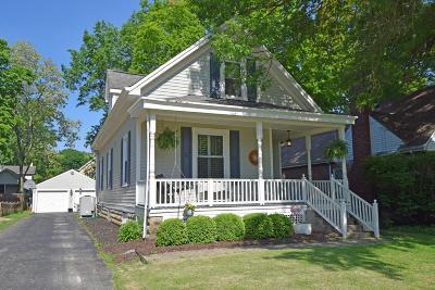 Single Family Home For Sale: 3717 Petoskey Avenue