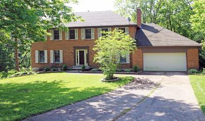 Single Family Home For Sale: 9647 Otterbein Road