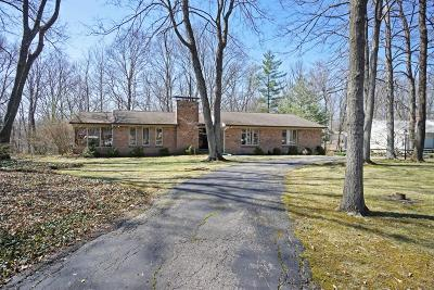 Single Family Home For Sale: 11979 Snider Road