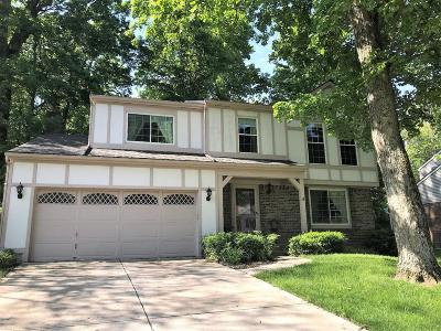 Single Family Home For Sale: 4071 Spring Mill Way