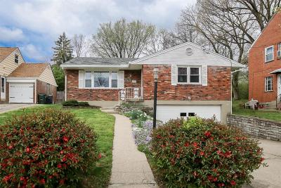 Single Family Home For Sale: 6633 Sampson Lane