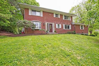 Single Family Home For Sale: 1830 Wolfangel Road