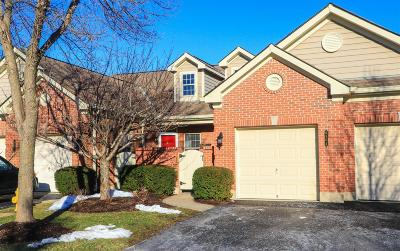 Liberty Twp Condo/Townhouse For Sale: 6502 Lantana Drive