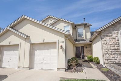 Condo/Townhouse For Sale: 9943 Hunters Ridge