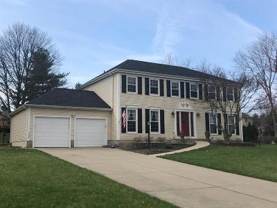 Single Family Home For Sale: 7905 Strawberry Hill Lane