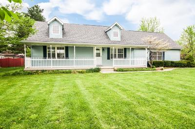 Preble County Single Family Home For Sale: 16 Iceland Drive